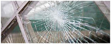 Earley Smashed Glass